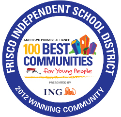 Frisco ISD 100 Best Communities