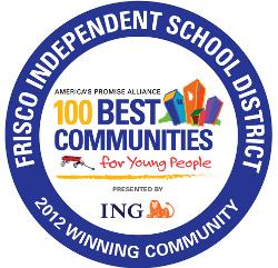Frisco ISD 100 Best Communities