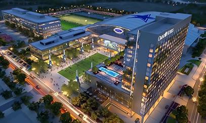 Dallas Cowboys The Star Relocates to Frisco