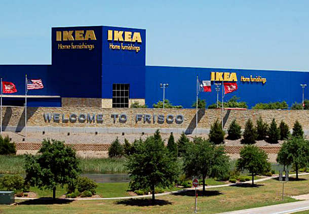 IKEA of Frisco Texas