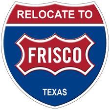 Relocate to Frisco Texas Logo