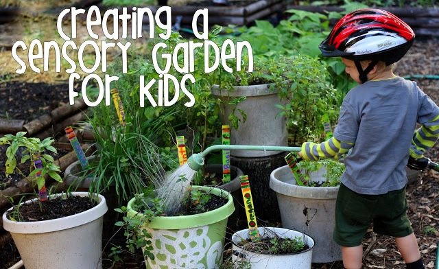 Creating a Garden Your Kids Will Love