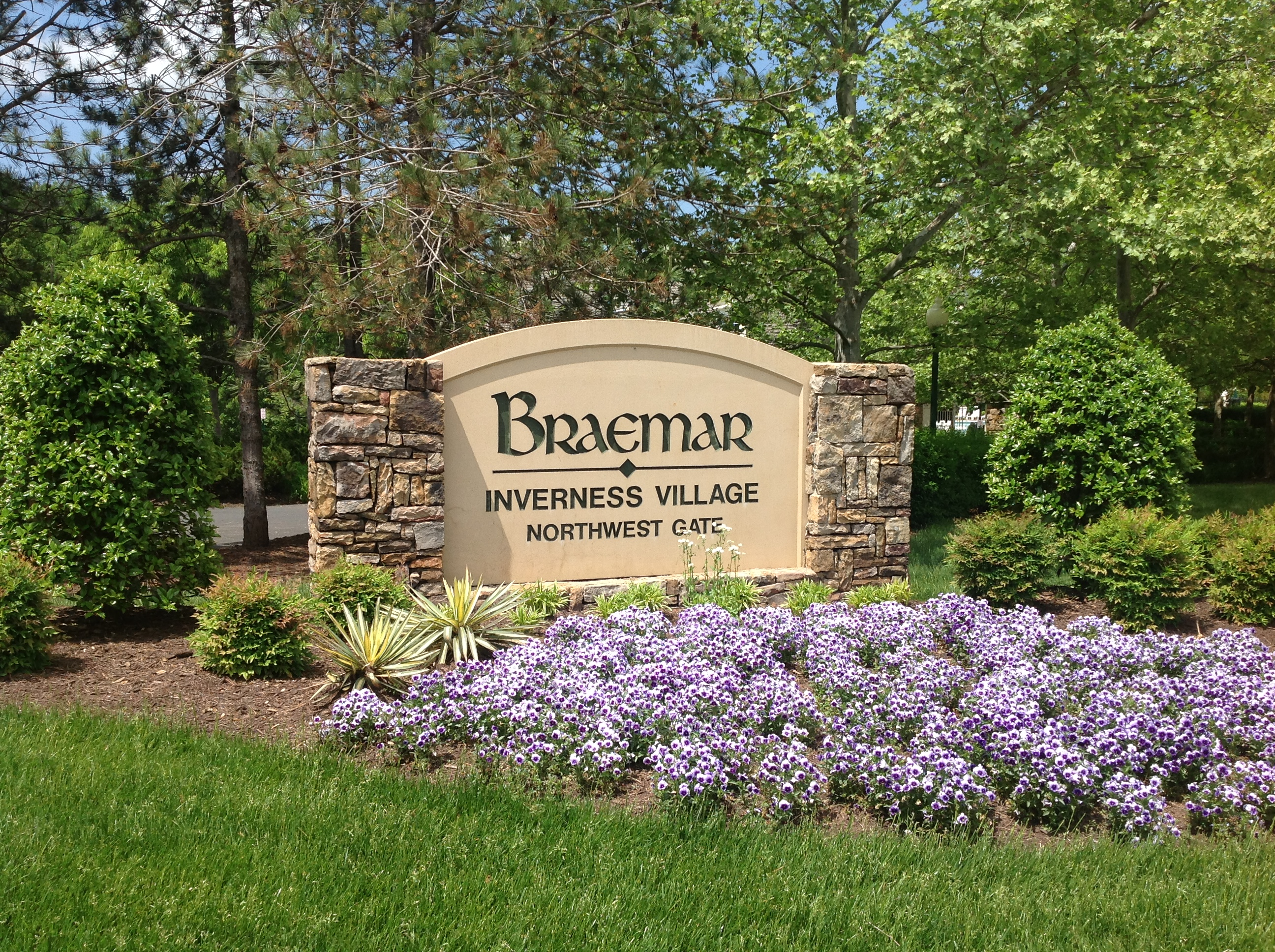 Braemar Community, Bristow Virginia