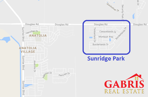 Sunridge Park Map