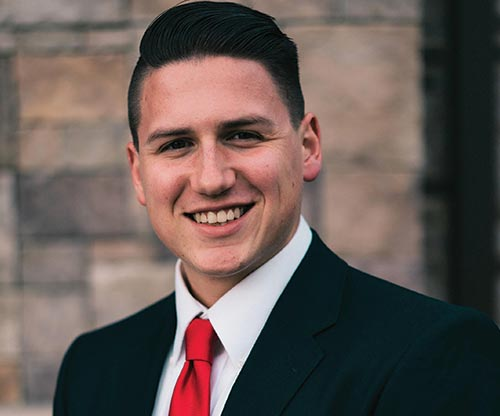 jordan portillo - gaffney real estate agent