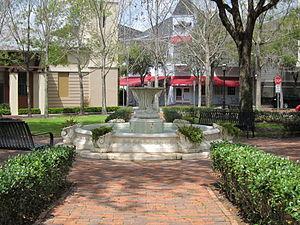 Haile Fountain