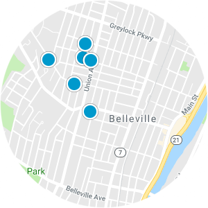 Belleville Real Estate Map Search