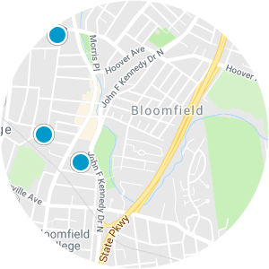 Bloomfield Real Estate Map Search