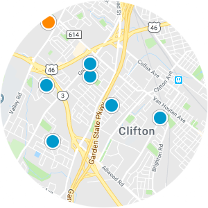 Clifton Real Estate Map Search