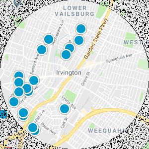 Irvington Real Estate Map Search