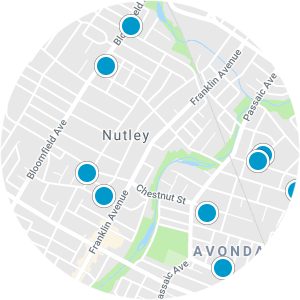 Nutley Real Estate Map Search