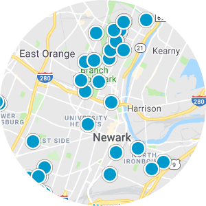 Newark Real Estate Map Search