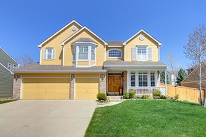 2003 Mountain Maple Avenue in Westridge at Highlands Ranch CO 80129