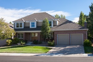 9038 Mountain Laurel Way in Timberline Ridge at Highlands Ranch, CO  80126