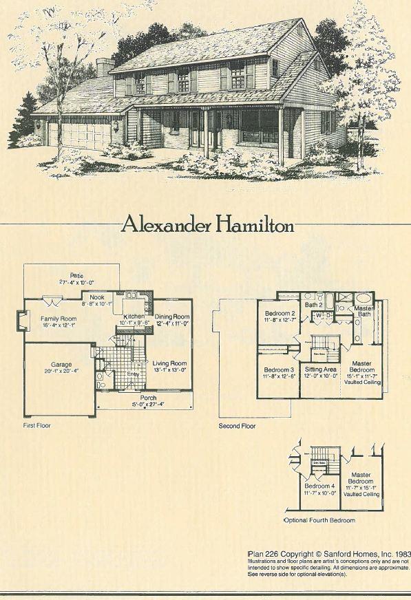 Alexander Hamilton Homestead Centennial
