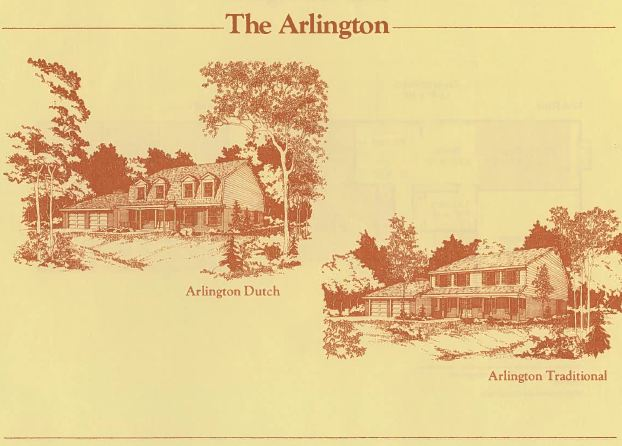 Arlington Elevations Homestead