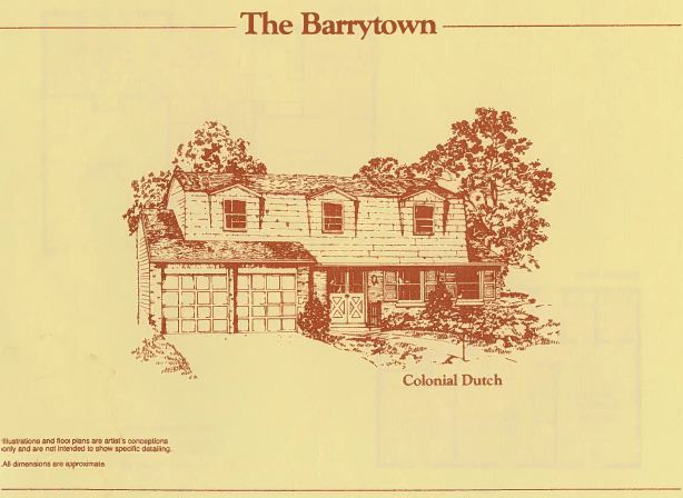 Barrytown Elevations Homestead