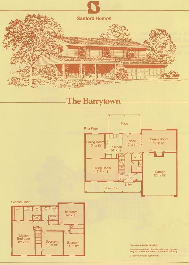 Barrytown Homestead Centennial