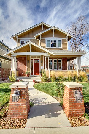1101 S. Emerson Street, Denver, CO  80210 at Washington Park