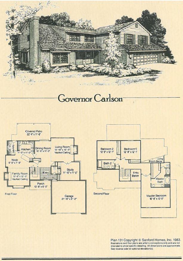 Governor Carlson in Homestead Farm II Centennial