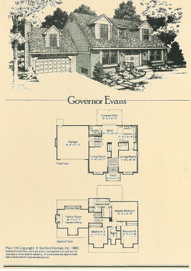 Governor Evans Homestead Centennial