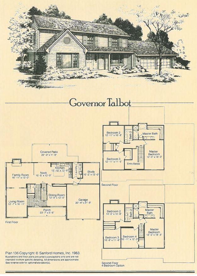 Governor Talbot in Homestead Centennial