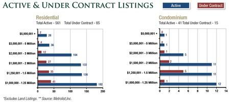 Denver Metro Luxury Home Sales Stats