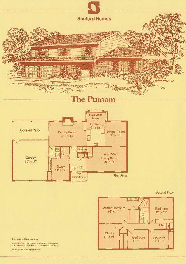 Putnam Homestead Centennial