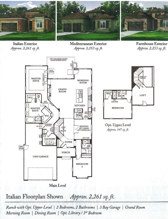 Residence 7345 Montecito of RidgeGate in Lone Tree CO