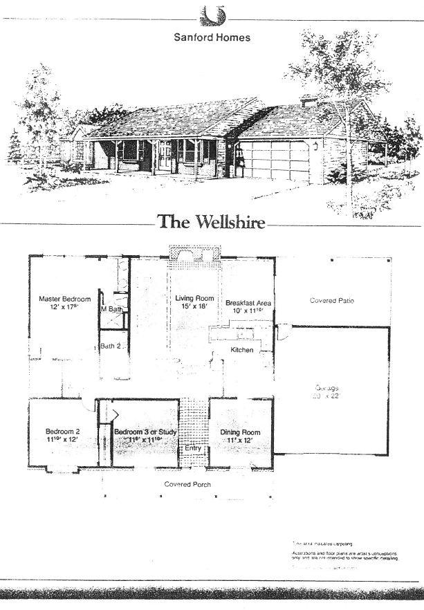 Wellshire Homestead Centennial