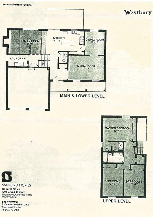Westbury Homestead Centennial