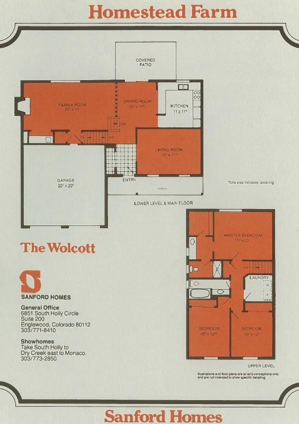 Wolcott Homestead Centennial, Co
