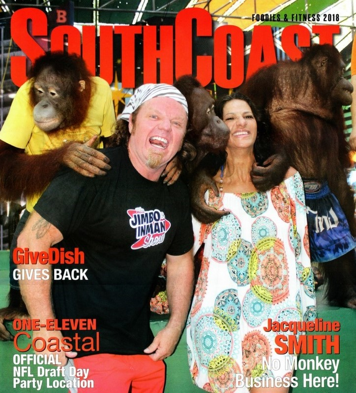 Jacqueline Smith Featured in South Coast Magazine