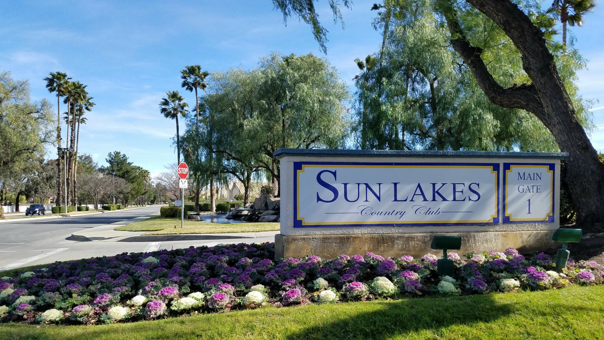 Sun Lakes In Banning, California  55 Community-3568