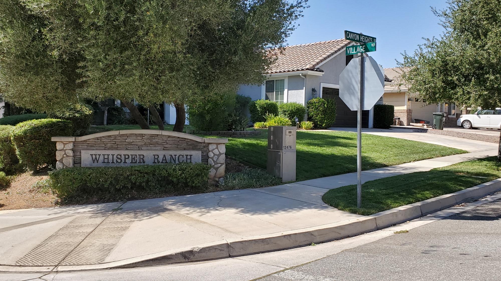 Community of Whisper Ranch
