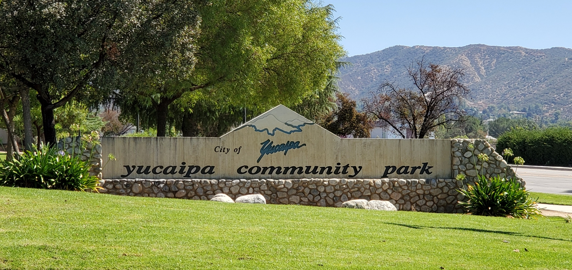 Yucaipa Community Park Near Chapman Heights