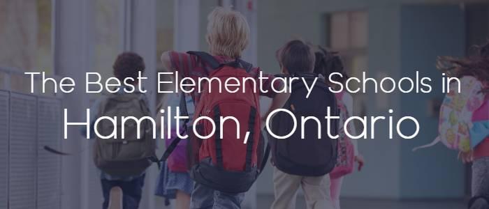 The Best Elementary Schools in Hamilton, Ontario