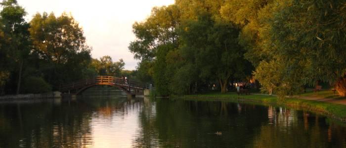 History of Stratford, Ontario