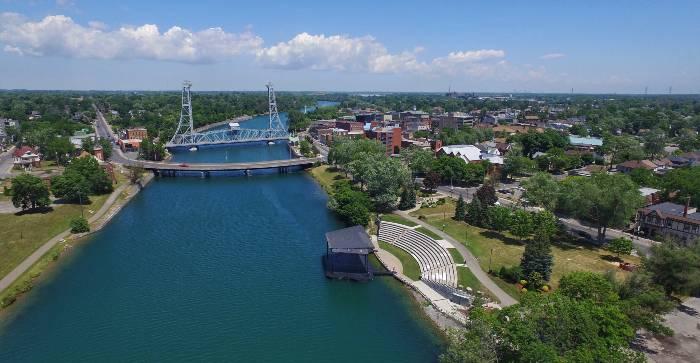 History of Welland, Ontario