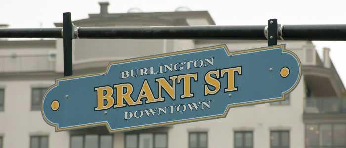 Real Estate in Downtown, Burlington, Ontario