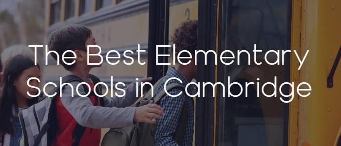 The Best Elementary Schools in Cambridge, Ontario