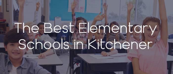 The Best Elementary Schools in Kitchener, Ontario