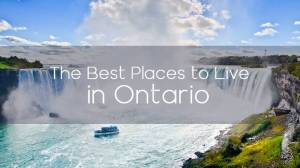 The Best Places to Live in Ontario