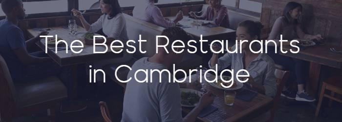 The Best Restaurants in Cambridge, Ontario