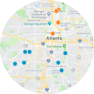 Alpharetta Real Estate Map Search