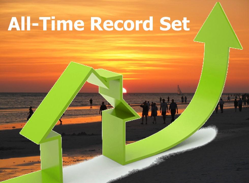 Sarasota Real Estate Market Sets All-Time Record