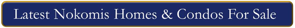 Latest Nokomis Homes & Condos For Sale