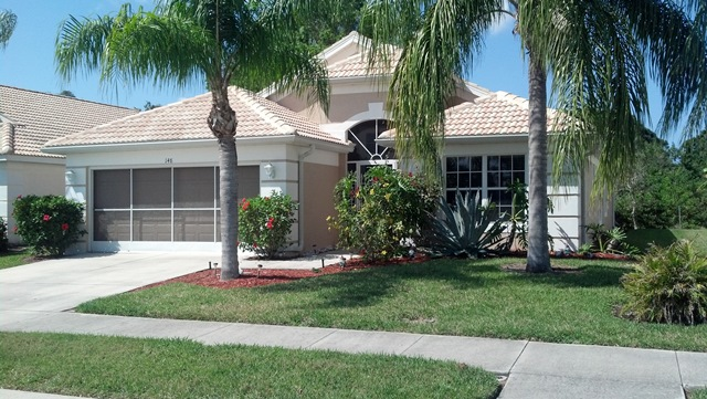 Home in Venice Florida
