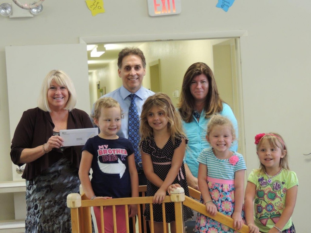 Communty Haven Receives Another Donation