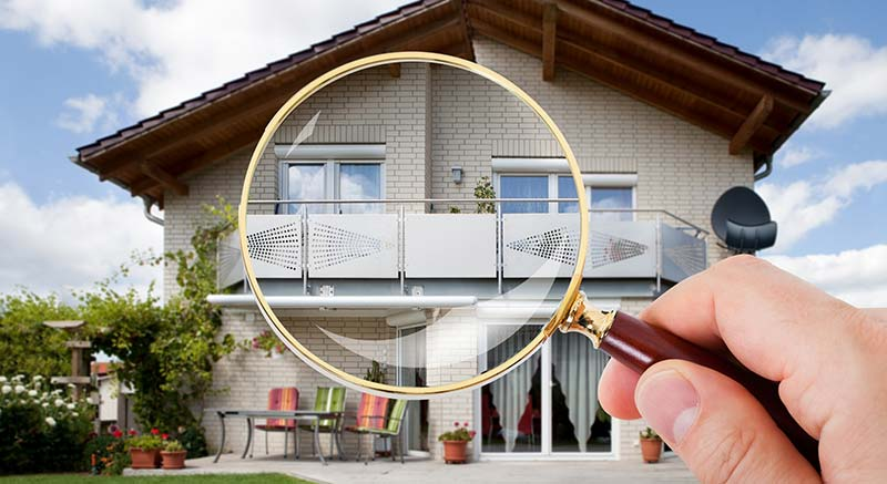 Inspect a Home Carefully Before Buying
